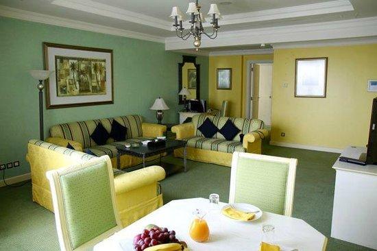Hilton Beirut Habtoor Grand: Ambassador Suite