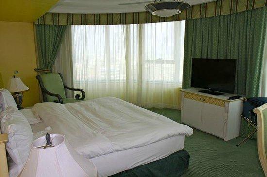 Hilton Beirut Habtoor Grand: King Ambassador Suite