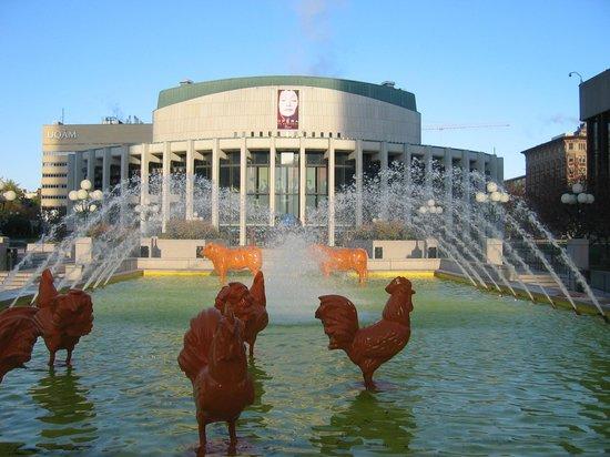 L'Opéra de Montréal