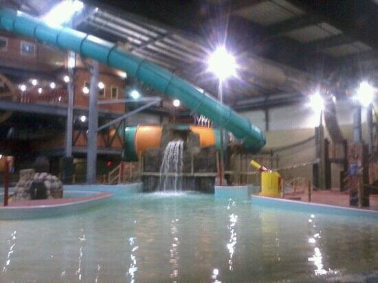 Rothbury, MI: Goldrush Waterpark