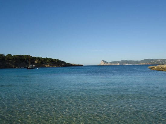 Cala Bassa : Beautiful beach