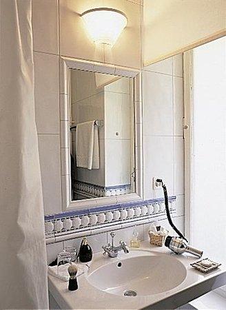 Hotel Seegarten: Bad eines Zimmers