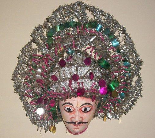 Indira Gandhi Rashtriya Manav Sangrahalaya: Chhou Mask