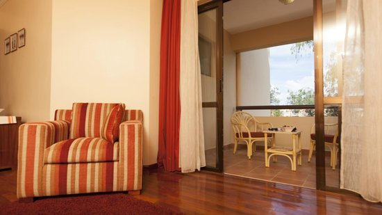 Waridi Paradise Hotel and Suites: Excellent views from the balcony s