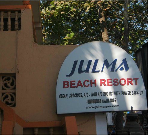 Julma Resort: View From Road