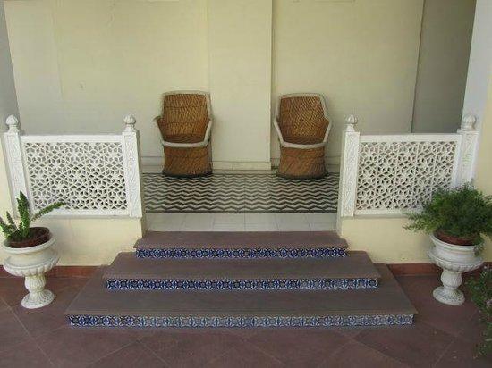 Jai Vilas, Jaipur : relax