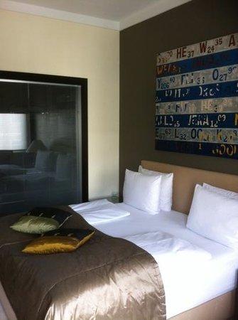 Quentin Design hotel: Room 306