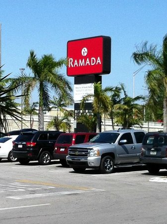 Ramada Hialeah/Miami Airport: great