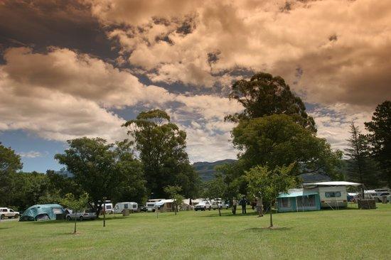 ATKV Drakensville Holiday Resort: Camping Grounds