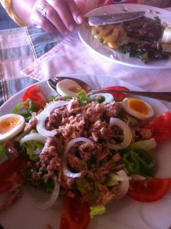 Le Classique: салат