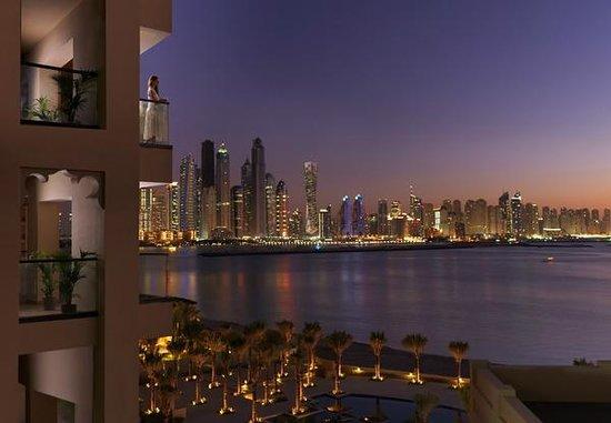Fairmont The Palm, Dubai: Dubai Marina Skyline