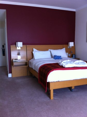 Hilton Northampton : room 209