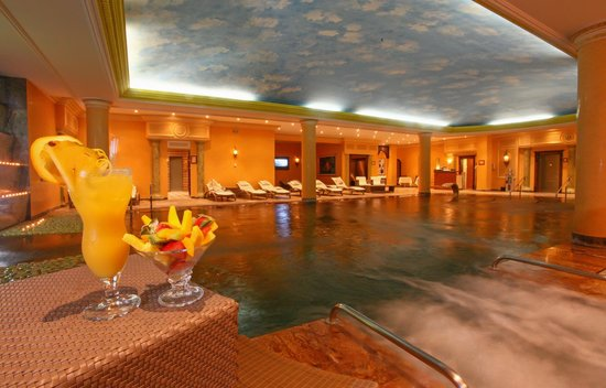 Swiss Diamond Hotel Prishtina Wellness