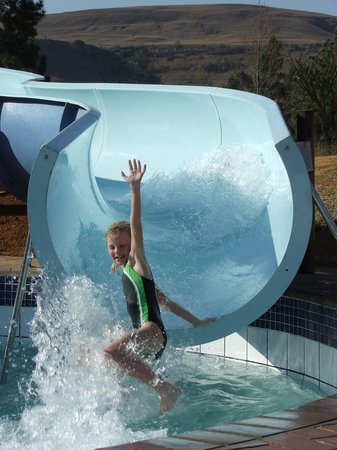 ATKV Drakensville Holiday Resort: Water Slide / Super Tube