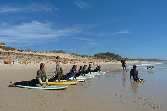 Matosinhos, Portugal: On nature near city 1 day surf in porto
