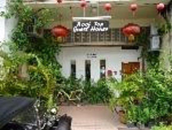 Roof Top Guest House Melaka: Facade
