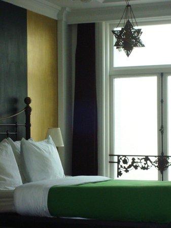 Frederik Park House: Unser Hotelzimmer