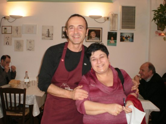 Photo of Italian Restaurant Trattoria La Casalinga at Via De' Michelozzi 9r, Florence 50125, Italy