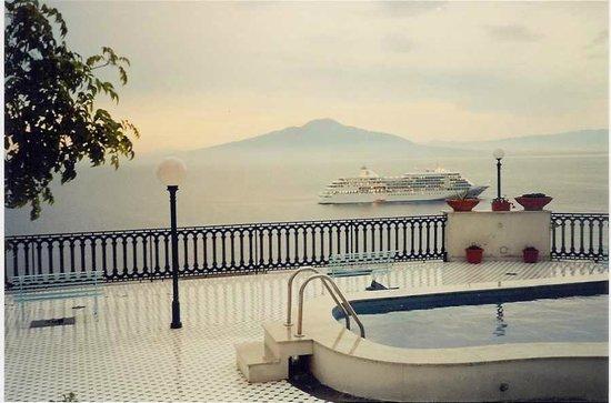 Sunset - Picture of Villa Terrazza, Sorrento - TripAdvisor