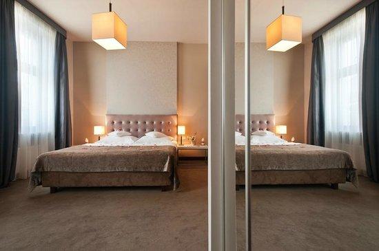 Hotel Unicus: Double room