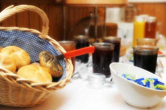 Waldhotel Unterbach : Frühstücksbuffet