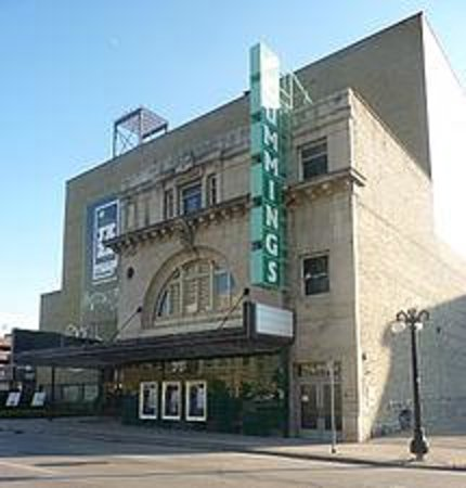 Burton Cummings Theatre for the Performing Arts