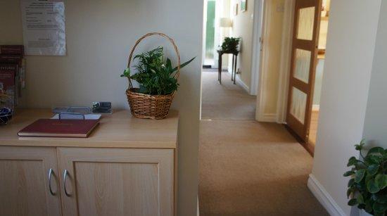 Alexander House: Hallway