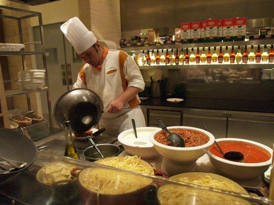 Satoo: Italian Cuisine Chef