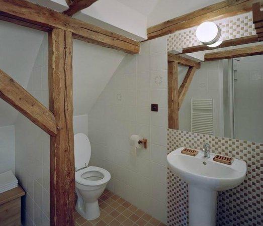 Loucna, Czech Republic: Bathroom