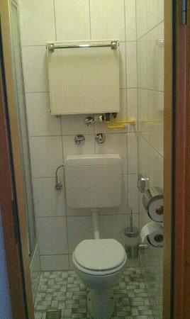 Hotel Lahnblick: WC