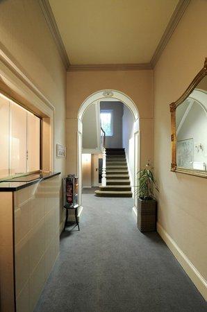 Hotel Karolinger: Eingangsbereich