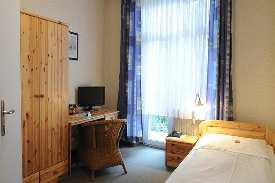 Hotel Karolinger: Einzelzimmer