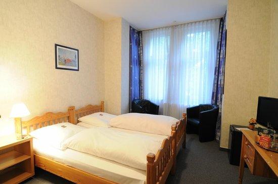 Hotel Karolinger: Doppelzimmer