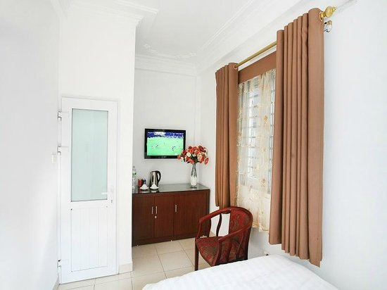 Hotel Bluebell: Single Room with Window