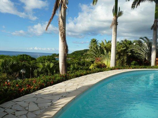 Hotel Au 'Ti Sucrier: piscine