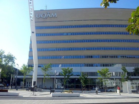 Universite du Quebec a Montreal (UQAM) Photo