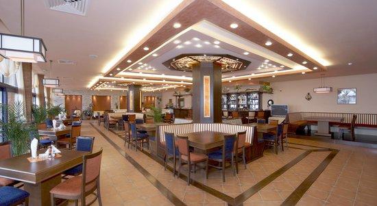 Hotel Selena : restaurant