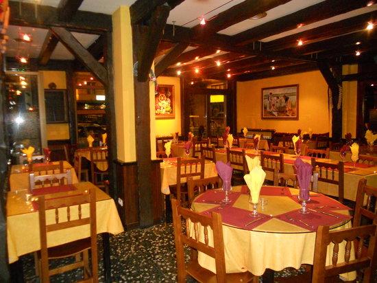 Restaurant Pizzeria El Vesubio: Sala restaurante