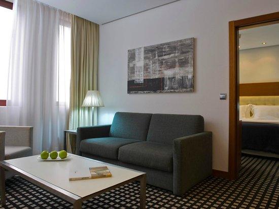 Silken Amara Plaza Hotel : Junior Suite - Familiar