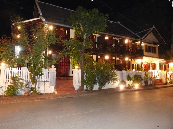 Villa Ban Lakkham : Hotel