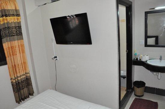 Number 9 Hotel: Room