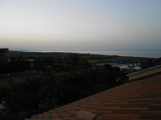 Belek Beach Resort Hotel: Vue sur mer