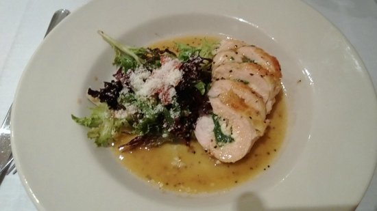 Lucca: Rolled Chicken