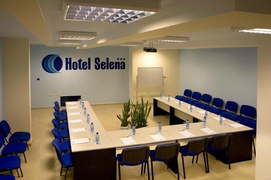 Hotel Selena: meeting room