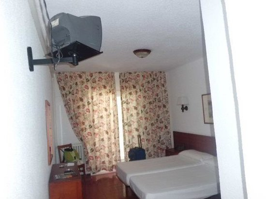 Hotel Garbi Park: Camera