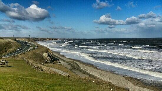 East Durham Coast : Vane Tempest Beach