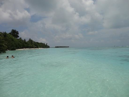 Adaaran Select Hudhuranfushi: view