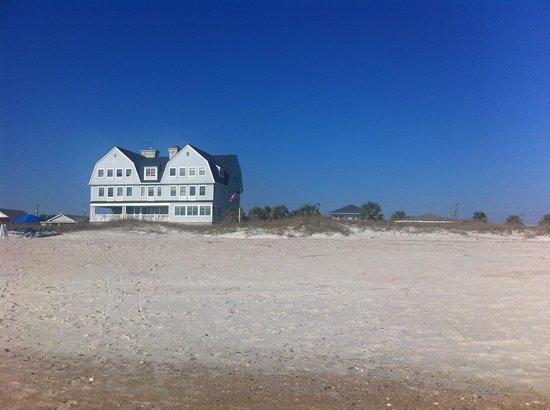 Elizabeth Pointe Lodge: Ein Traum!!!