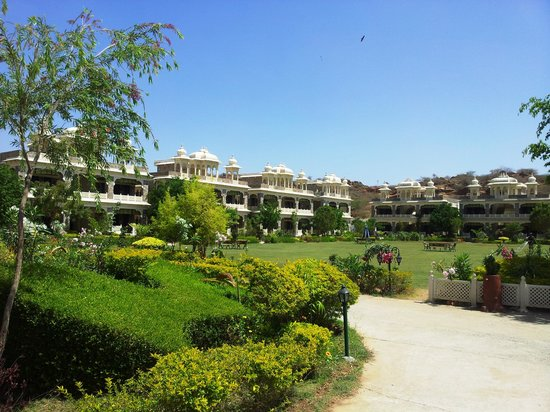 The Udai Bagh: Property View