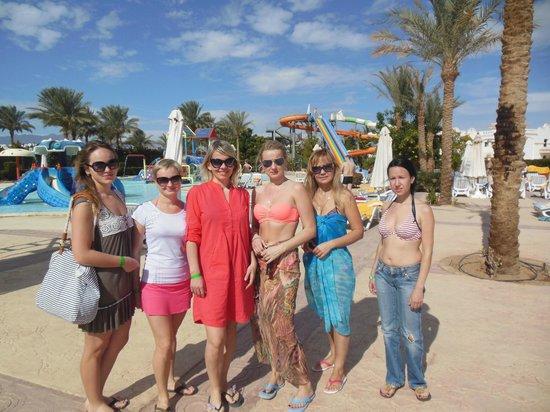 Continental Plaza Beach Resort: Аквапарк